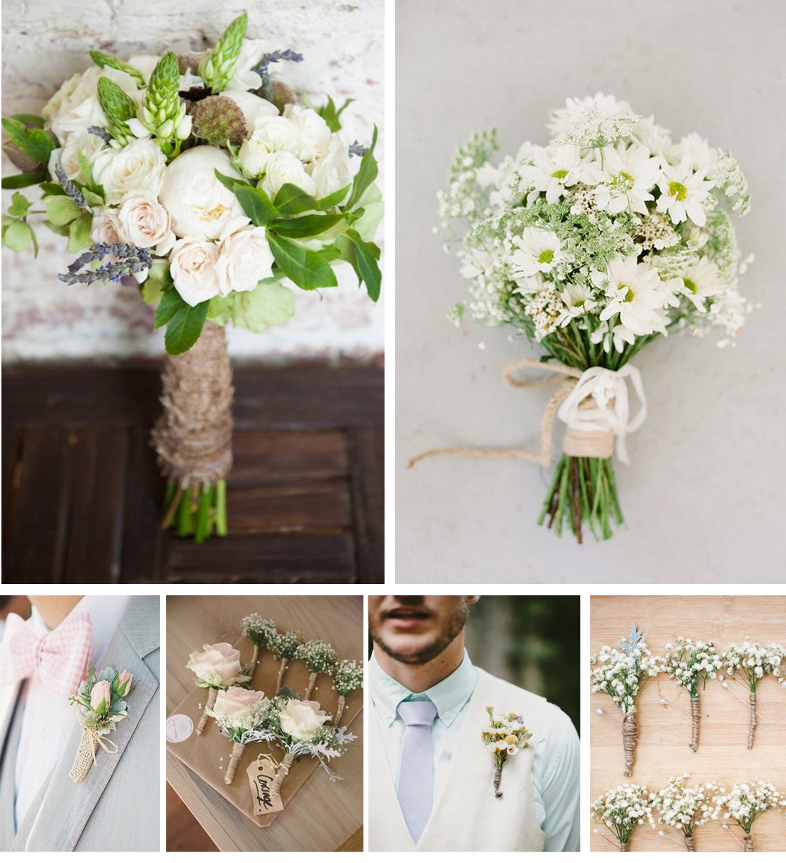 Wedding Flower Packages Sunshine Coast : Bouquets cloud nine weddings