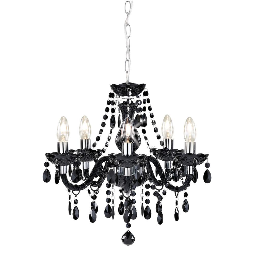 Vintage candelabra chandeliers cloud nine weddings black chandelier mozeypictures Gallery